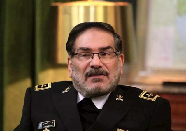 علی شمخانی، دبیر شورایعالی امنیت ملی ایران