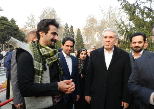 دکتر علی اصغر مونسان، وزیر میراث فرهنگی، صنایع دستی و گردشگری