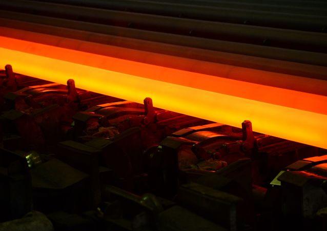 تولید فولاد ایران بر خلاف رکود جهانی افزایش داشت