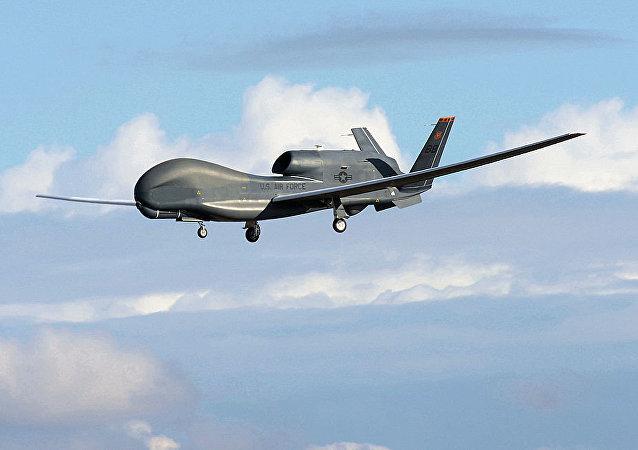 عملیات شناسایی پهباد آمریکا در نزدیکی مرز کریمه