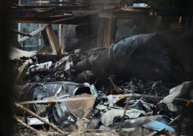پنج کشته در نتیجه سقوط هواپیما در لوئیزیانای آمریکا