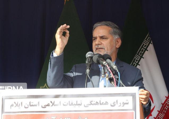 نقوی حسینی: ترامپ امشب به طور واضح عقب نشینی کرد