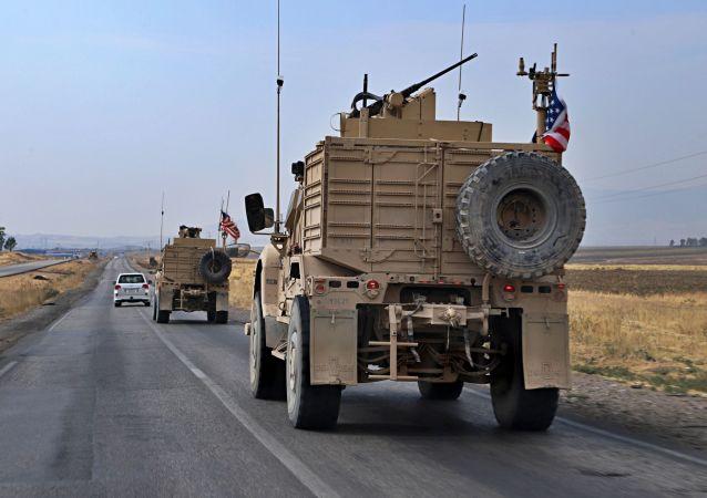 حمله جدید به کاروان لجستیک آمریکا در عراق