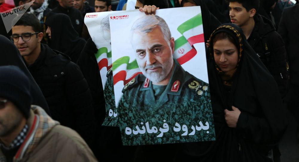 ترور سردار سلیمانی در سوالات آزمون ورودی استعدادهای درخشان ایران + عکس