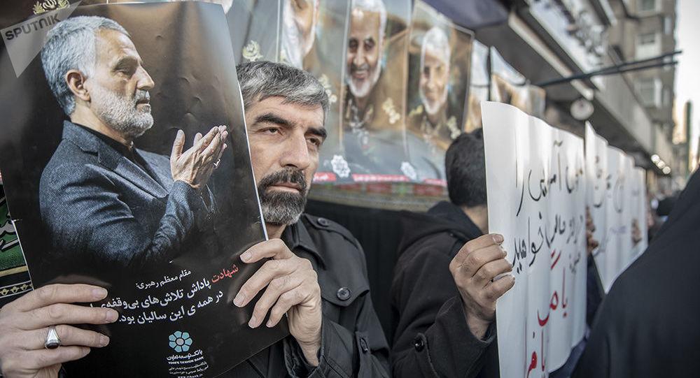 انتشار تصویرجدید سپهبد سلیمانی به همراه رهبر جمهوری اسلامی