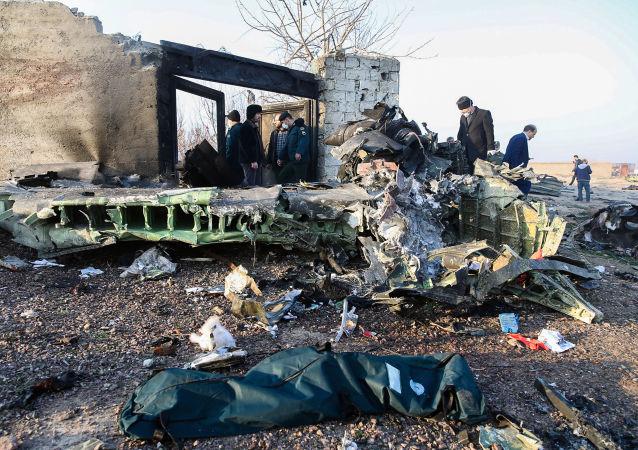 هواپیمای مسافربری اوکراینی