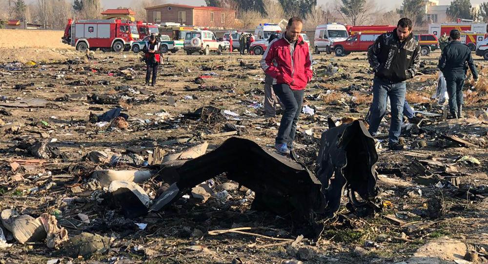 اوکراین آمادگی تائید علت سقوط هواپیما در ایران را ندارد