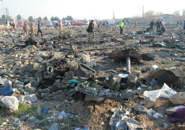 اشتباه پدافند سپاه باعث سقوط هواپیمای اوکراینی شد
