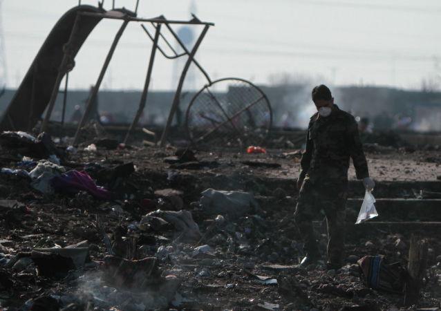 نتیجه رمز گشایی جعبه های سیاه هواپیمای اوکراینی