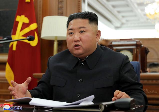 ترامپ برای رهبر کره شمالی پیام تبریک فرستاد
