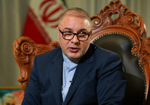 مرتضی بهرامی کاردار موقت ایران