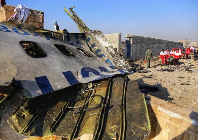 بیانیه هیات اعزامی ایران به پاریس درباره سانحه هواپیمای اوکراینی