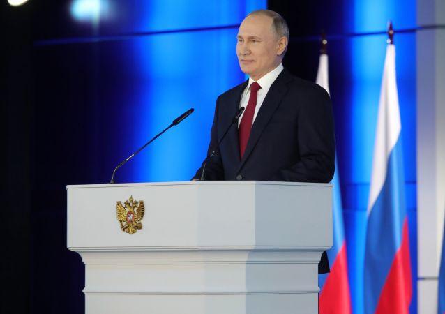 پوتین به رأی گیری درباره اصلاحات در قانون اساسی روسیه فرا خواند