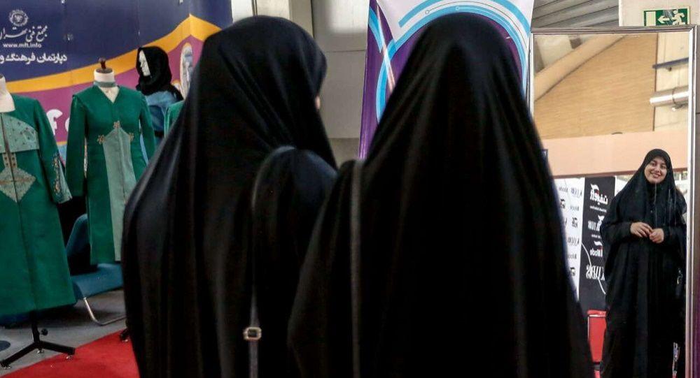 چادر مشکی در ایران