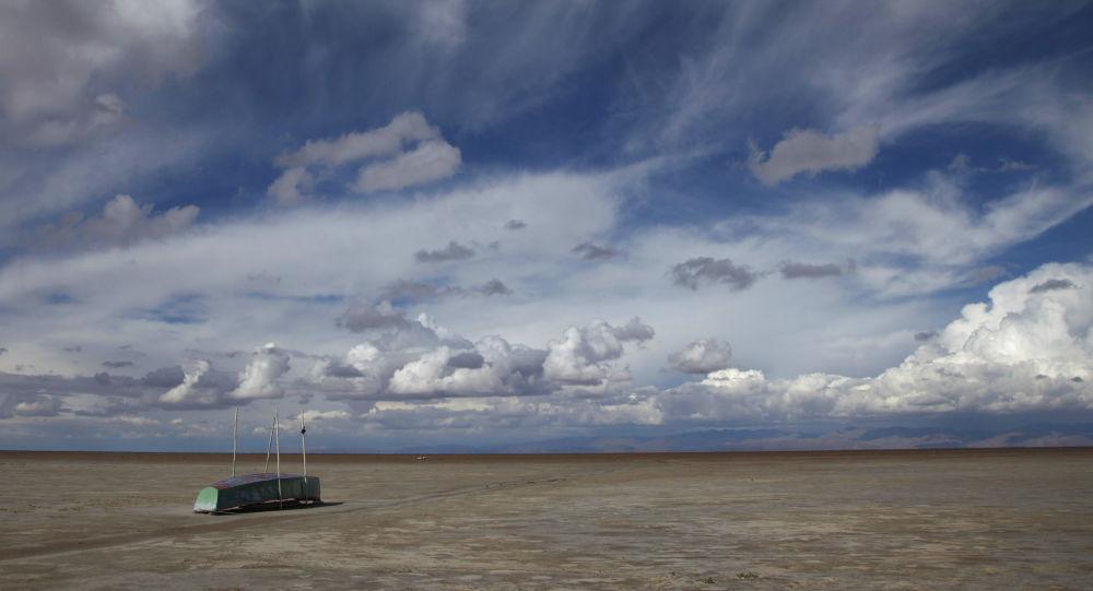 دریاچه ارومیه ۴۸۰ کیلومتر کمتر شد