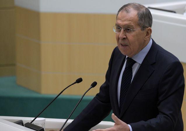لاوروف در دیدار با ظریف: مسکو معتقد است هنوز شانس حفظ برجام وجود دارد