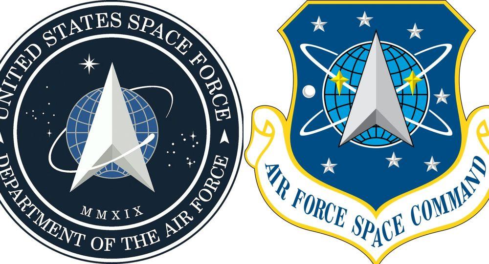 کاربران نماد نیروهای فضایی آمریکا را مورد تمسخر قرار دادند + عکس
