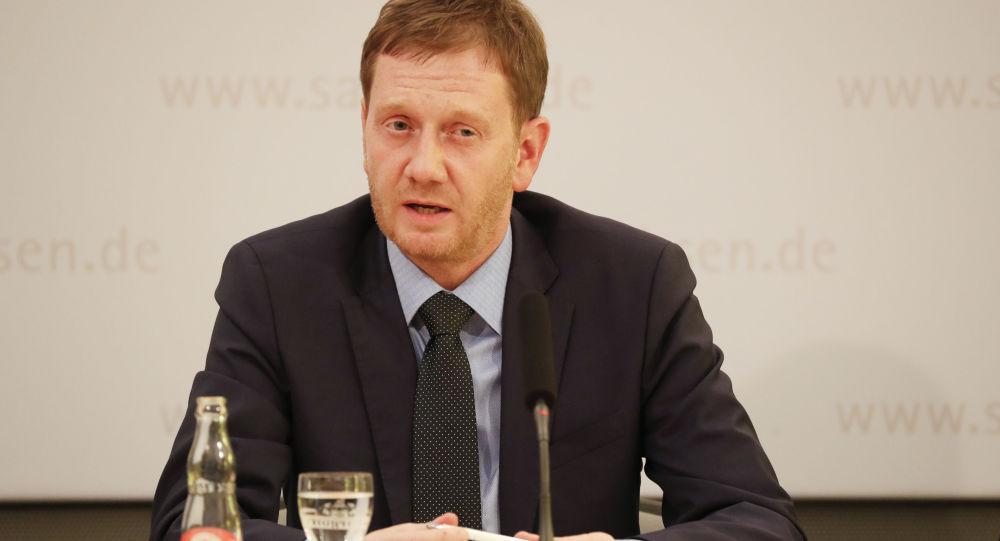 هم حزبی مرکل: تحریم ها علیه روسیه باید لغو گردد