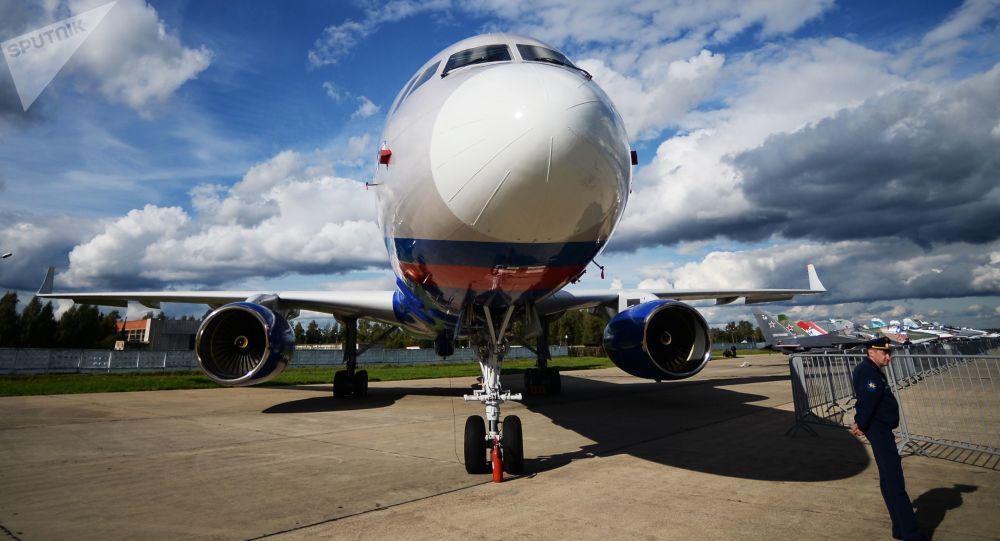پیشرفته ترین هواپیمای اطلاعاتی روسیه در آسمان ترکیه دیده شد