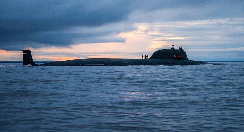 ۱۱ مجروح در پی سانحه زیردریایی آمریکایی