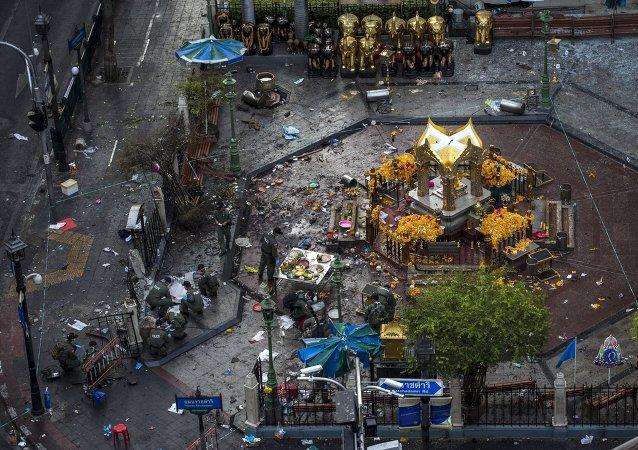 تعداد قربانیان انفجار بانکوک به 20 نفر رسید