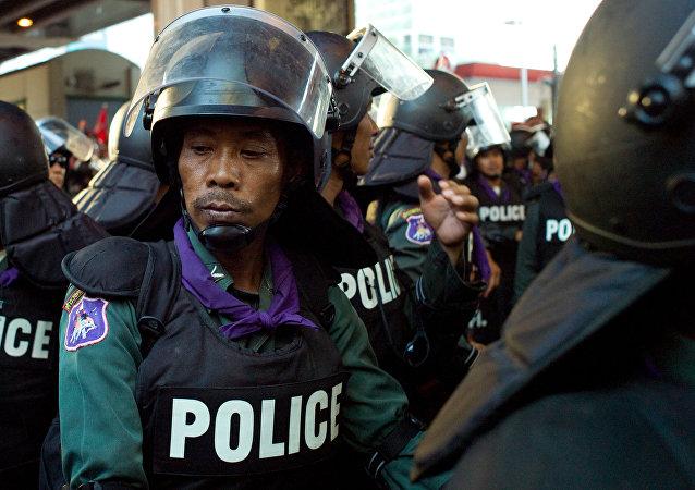 وقوع یک انفجار جدید در بانکوک