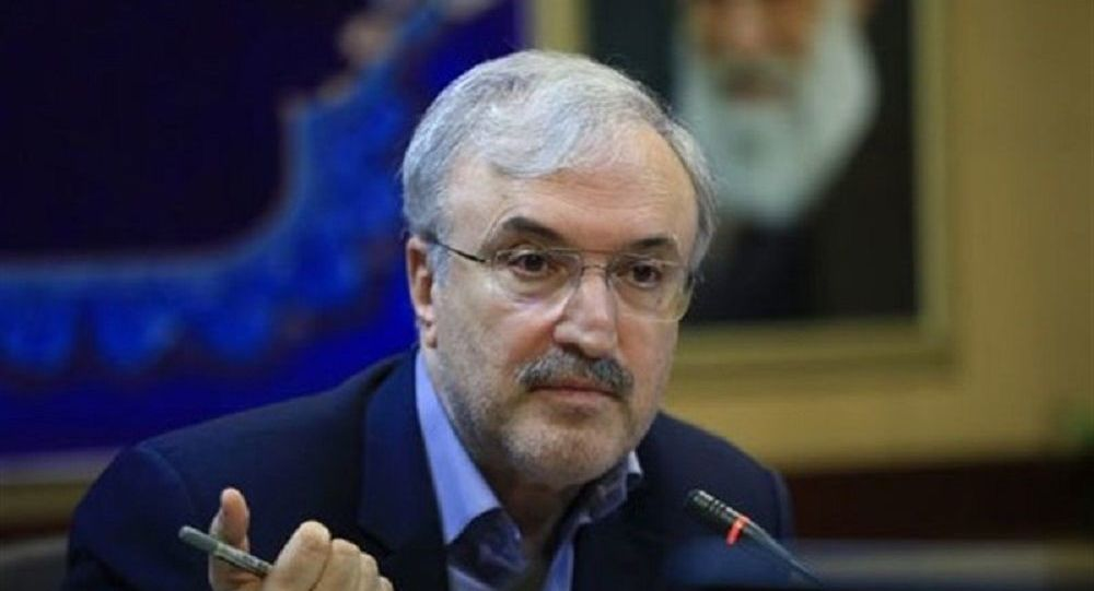 وزیر بهداشت ایران: جلوی دوربین حاضر نشدم چون دلشکسته و عصبانی بودم