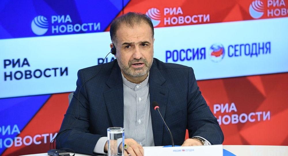 سفیر ایران در روسیه: آسیب تحریمهای آمریکا به مردم ایران غیرقابل انکار است