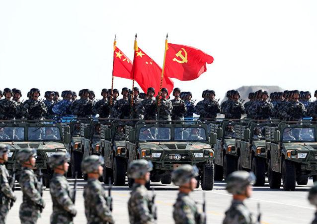 واکنش پکن به استقرار نیروهای چینی در افغانستان