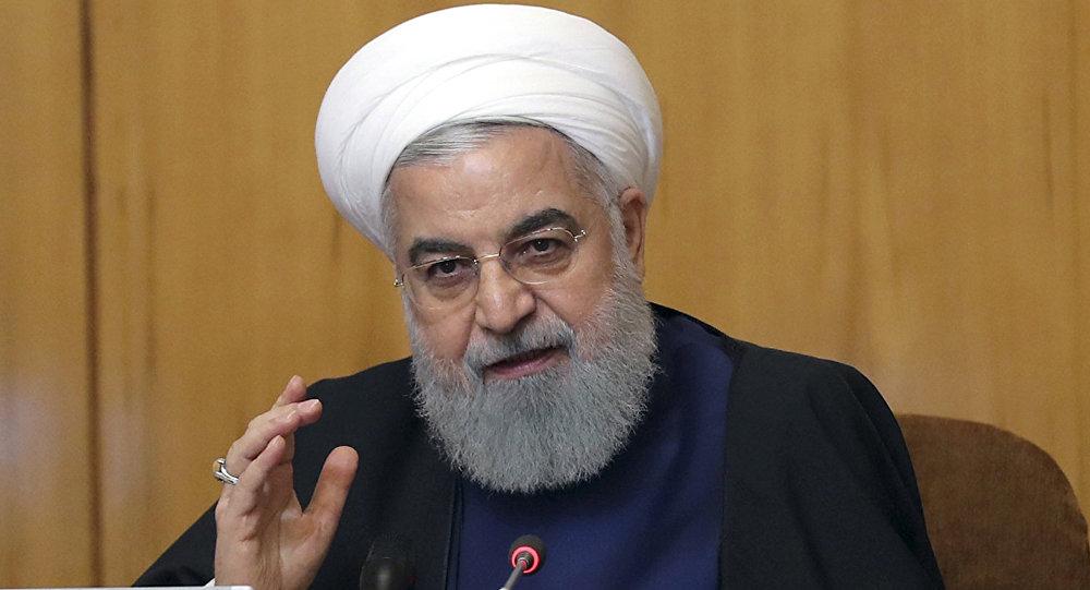 روحانی: امروز نوبت ۱+۵ است که به تعهداتش عمل کند