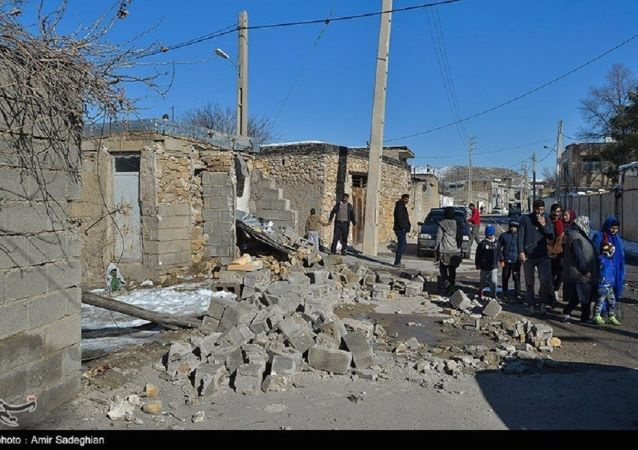 استاندار تهران درباره خسارت های جانی و مالی ناشی از زلزله صحبت کرد