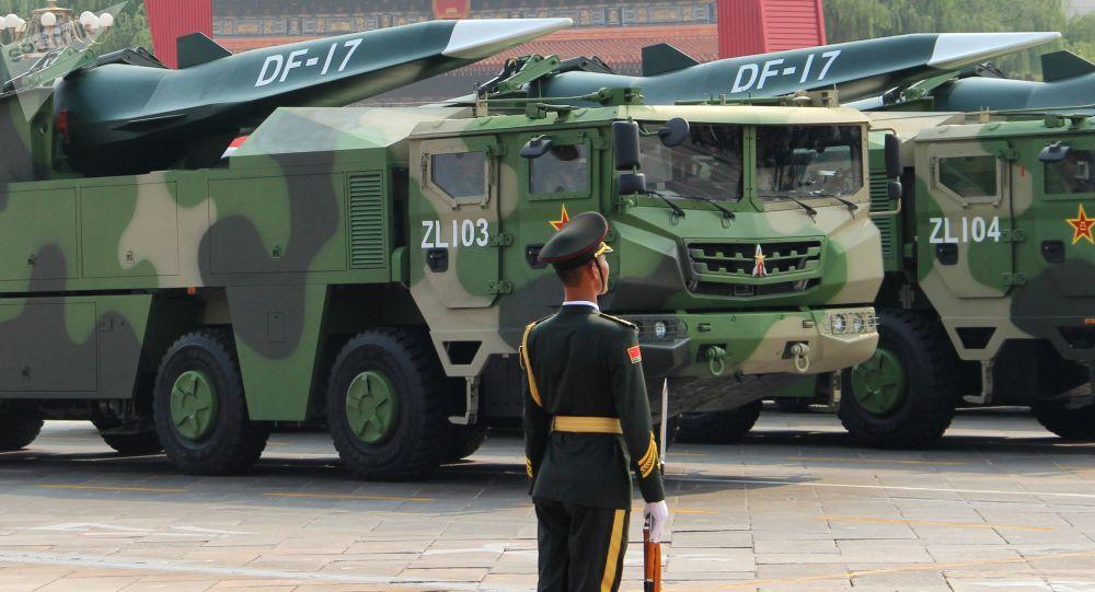 چین در حال ساخت بیش از 100 سیلوی جدید برای پرتاب موشک های بالستیک است