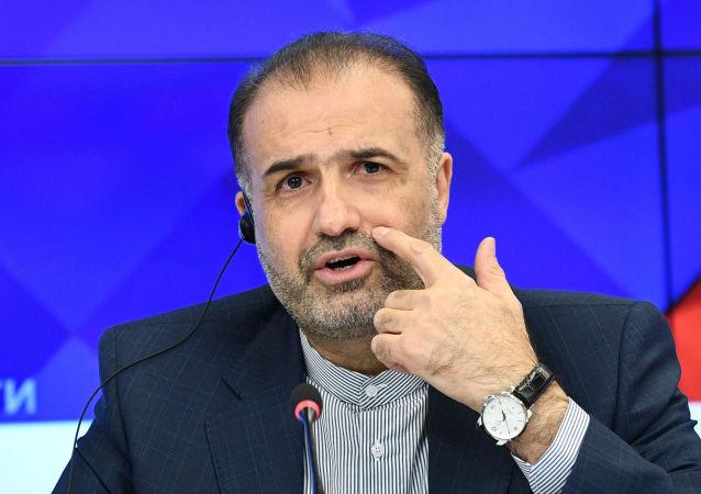 کاظم جلالی سفیر جمهوری اسلامی ایران در فدراسیون روسیه