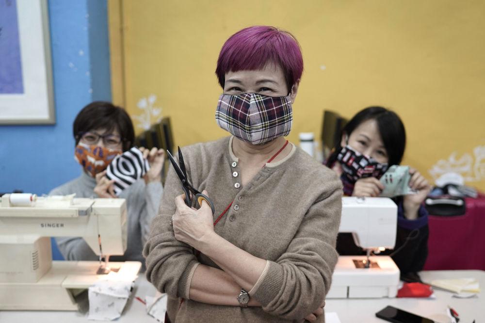 داوطلبین در هنگ کنگ