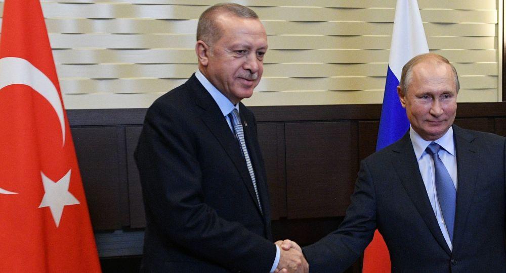 پوتین و اردوغان درباره مناقشه میان آمریکا و ایران گفتگو خواهند کرد