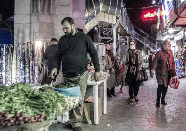 تعداد قربانیان کرونا در پایتخت ایران به ۱۰۰ نفر در روز رسید
