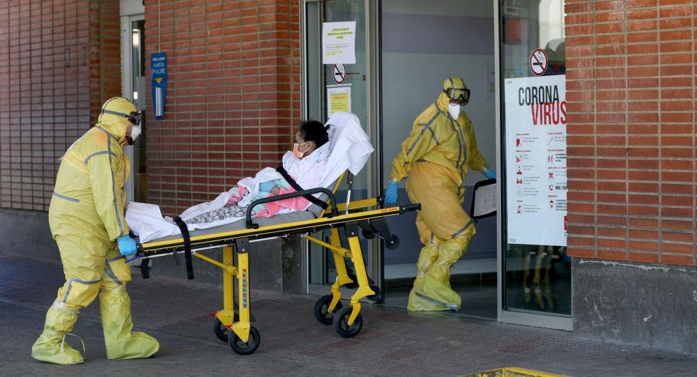 آخرین آمار نگران کننده درباره تعداد مبتلایان به کرونا در اسپانیا
