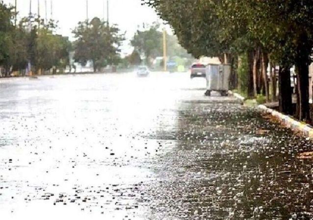 هشدار هواشناسی ایران درباره وقوع طوفان و رگبار در استان های کشور