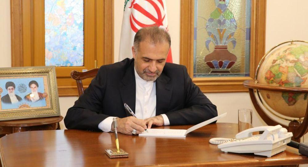 سفیر ایران در روسیه برای دانشجویان پزشکی شهر ولگوگراد سخنرانی کرد