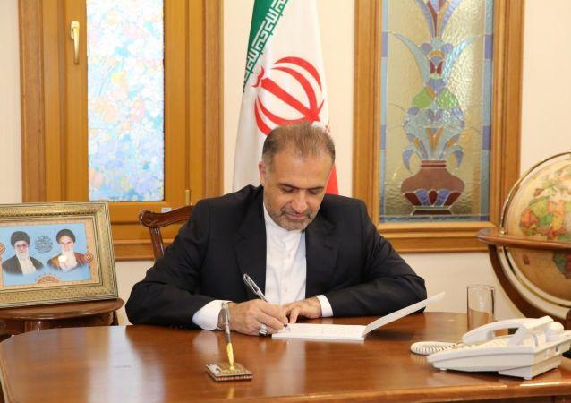 واکنش سفیر ایران در روسیه به مزاحمت احتمالی آمریکا برای نفتکش های ایران