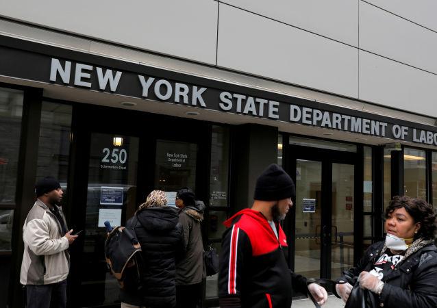 شمار جانباختگان کرونا طی شبانه روز گذشته تنها در نیویورک 230 نفر بوده است