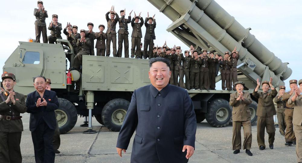 کره شمالی تسلیحات جدیدی را می سازد
