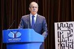 لاوروف توجه وزیر خارجه ترکیه را به سرنگونی سوخو 24 پس از بمباران معادن نفتی داعش جلب کرد