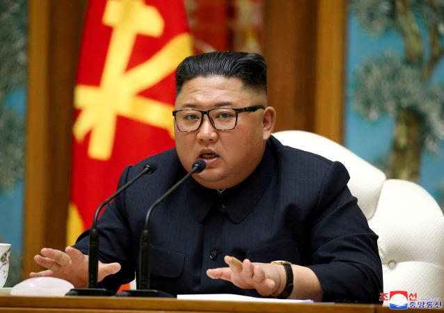پیام تبریک رهبر کره شمالی برای رهبر چین