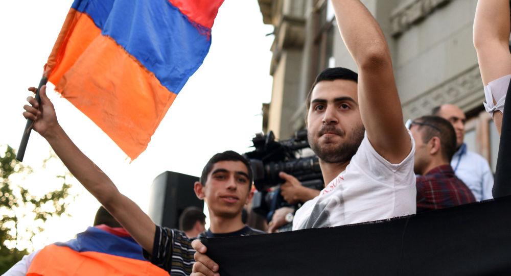 تیراندازی در ستاد انتخاباتی پارلمان در ارمنستان