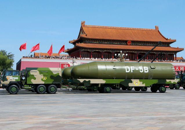 چین می خواهد پتانسیل هسته ای  خود را به هزار کلاهک افزایش دهد