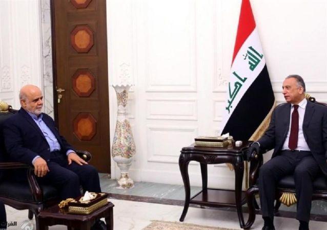 جزئیات دیدار سفیر ایران در بغداد با نخست وزیر جدید عراق