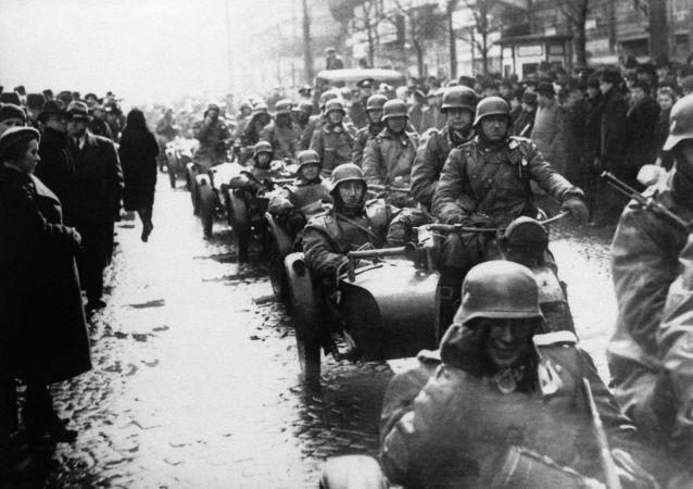 در انگلیس آخرین پیامهای نازیها منتشر شد