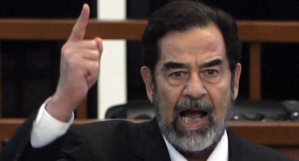 افشاگری دختر صدام درباره لحظه دستگیری پدرش