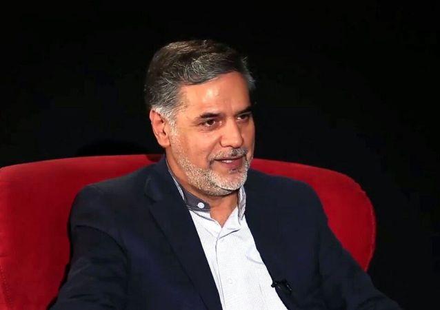 سیدحسین نقوی حسینی ، سخنگوی کمیسیون امنیت ملی و سیاست خارجی مجلس شورای اسلامی ایران